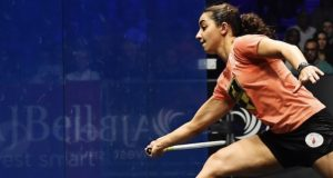Raneem El Welily returns to the top of the world rankings