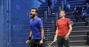 Egyptian outsiders are on the Ball in first round