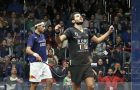 Karim Gawad stuns world champion Mohamed ElShorbagy in Black Ball thriller