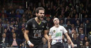 Karim Gawad foils Ali Farag's bid to hit the top