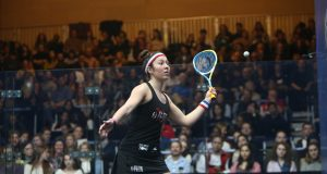 Amanda Sobhy 'back at full force' as she plans for ToC