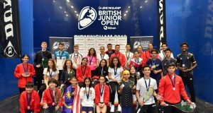 Wall and Todd runners-up as Eissa wins lone title for England