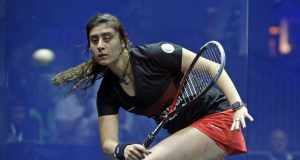 Nour El Sherbini books place in PSA World Tour Finals