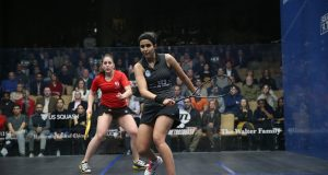 Nour El Tayeb and Tesni Evans seeded to clash in Cleveland Classic Final