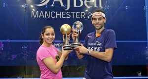 Reigning champions Mohamed ElShorbagy and Raneem El Welily top seeds in Chicago Worlds