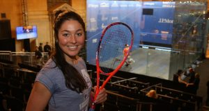 Squash Mad Exclusive Interview: Amanda Sobhy gets a-Head in the world