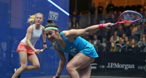 ToC: Crowd favourite Amanda Sobhy sets up third round clash with Nour El Tayeb