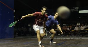 Tarek takes title but Dessouky is back with a bang