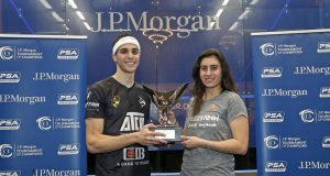 Ali Farag takes ToC title and the number one spot in March