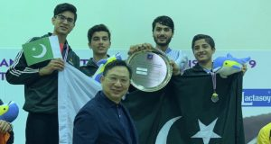 Top seeds Pakistan and Malaysia triumph In Asian Junior Championships