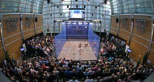 Deloitte gatecrash Citigold Corporate Squash Challenge quarter finals