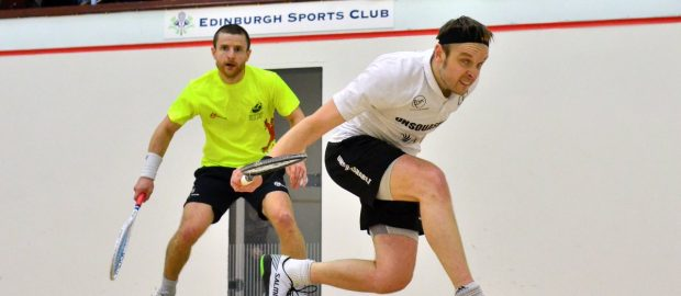 James Willstrop meets Paul Coll in Edinburgh final