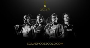 Squash Goes Gold launches fresh Olympic campaign
