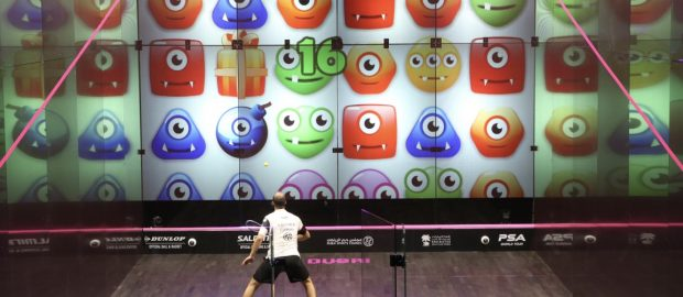 Interactive front wall to feature in Chicago World Champs
