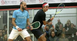 Diego Elias downs Marwan ElShorbagy in Detroit