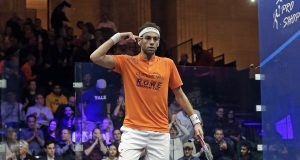 Egyptian quartet power through in Chicago