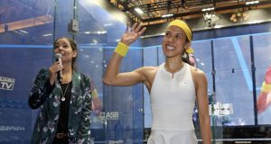 Nicol David waves goodbye to PSA World Championships