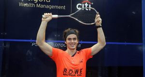 Superman Paul Coll claims first Canary Wharf title against a tired Tarek Momen