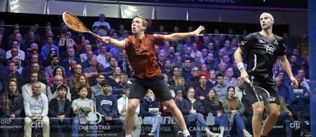Mathieu Castagnet rekindles Canary Wharf memories with dramatic win over Simon Rösner