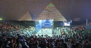 PSA Women's World Championship moves to the Pyramids