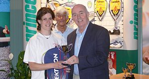 Tribute to Andy Bunting, a true gentleman of squash