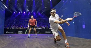 Egyptian rivals Mohamed ElShorbagy and Tarek Momen to clash in Zurich final