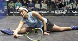 Nour El Tayeb is top seed in Manchester Open