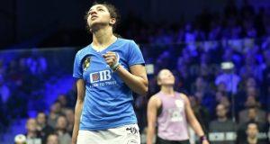 Raneem El Welily meets Nour El Tayeb in DPD semi-finals