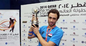 Ramy Ashour calls time on his career