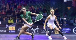 World number ones Raneem El Welily and Ali Farag win through at El Gouna