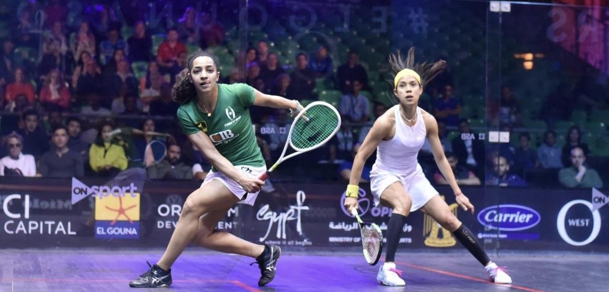 World number ones Raneem El Welily and Ali Farag win through at El Gouna