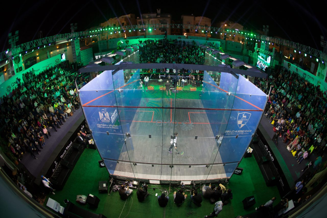 PSA World Tour Finals to be held in Cairo
