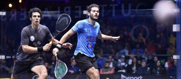 Karim Abdel Gawad fights back to beat Omar Mosaad