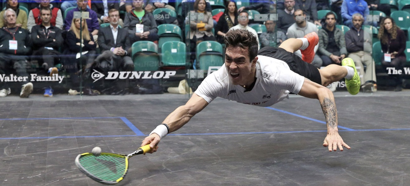 My addictive quest to be a Time Lord of Squash