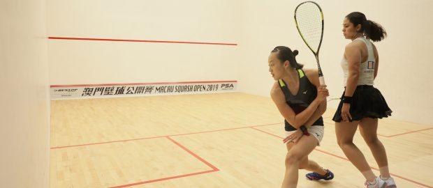 Low Wee Wern sends second seed Salma Hany packing in Macau
