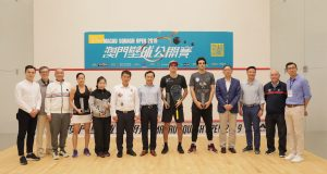 Diego Elias and Annie Au are new Macau Open champions