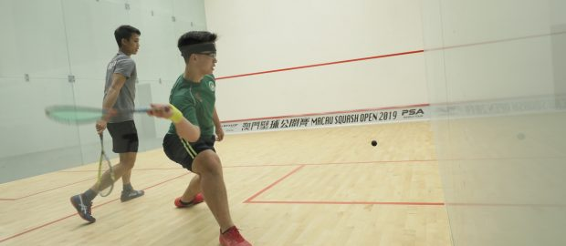 Women seeds all through in Macau while upsets in the men's