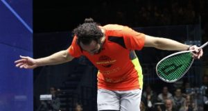 Squash legends provide a chorus of tributes for Ramy Ashour