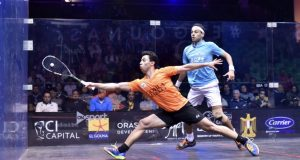 Marwan set to meet Fares in Wimbledon blockbuster