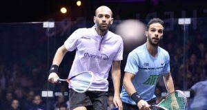 Marwan ElShorbagy survives El Gouna battle with Mohamed Abouelghar