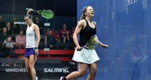 England's Julianne Courtice leads home hopes in Manchester Open