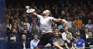 Marwan ElShorbagy downs Fares Dessouky as seeds wilt at Wimbledon