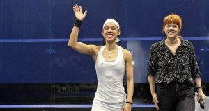 End of an era as Nicol David, Laura Massaro and Jenny Duncalf end careers at British Open