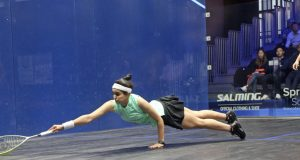 Nour El Tayeb fights back to beat Annie Au in British Open thriller