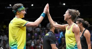 Australia aim for triple gold in World Doubles
