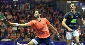 Joy of six as Egyptians dominate in World Tour Finals