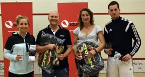 Edgbaston to host Head Racketball National Champs