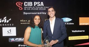 Ali Farag and Raneem El Welily voted PSA Players Of The Year
