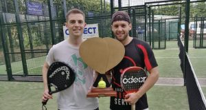 It's easy for squash players to pick up, it's fun and sociable: Why I love padel, by Elliot Selby