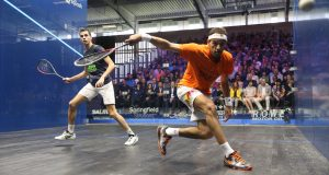Top two Ali Farag and Mohamed ElShorbagy in line for Shanghai showdown